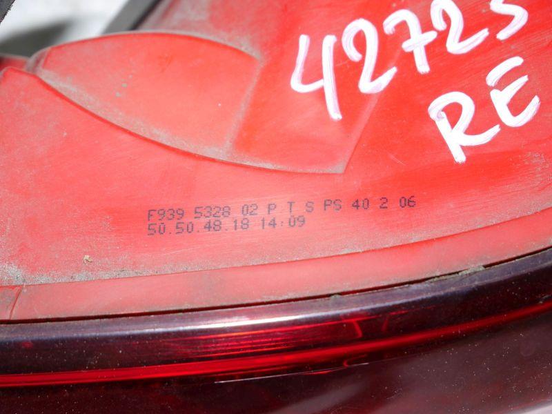 Rücklicht Rückleuchte außen rechts 50504818ALFA ROMEO 159 SPORTWAGON (939) 1.9 JTDM 16V