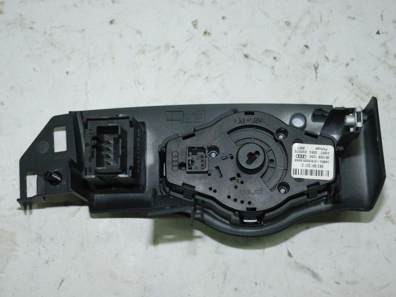 Schalter Licht LichtschalterAUDI A4 (8K2, B8) 2.0 TDI