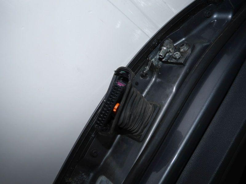Tür rechts hinten LA7TVW GOLF V (1K1) 1.9 TDI