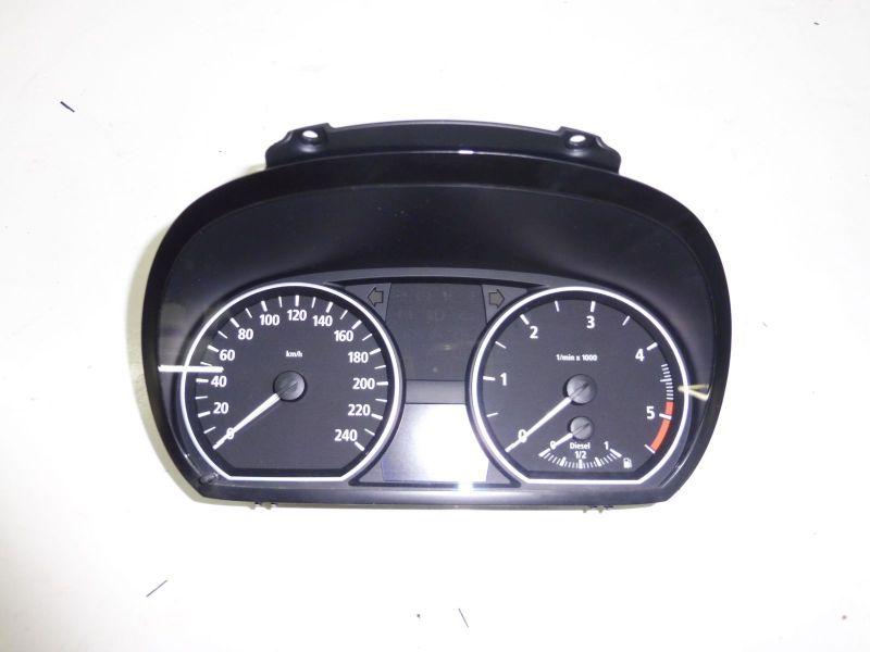 Tachometer KombiinstrumentBMW 1 (E87) 118D