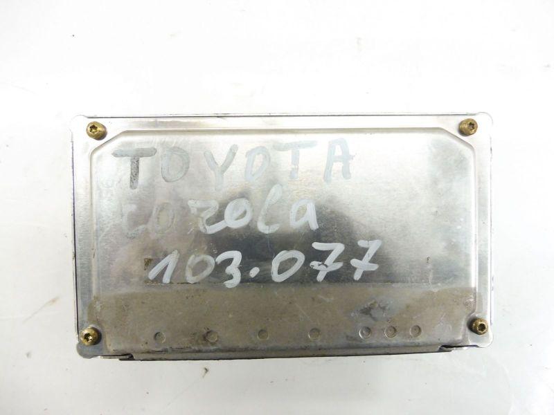 Steuergerät Motor TOYOTA COROLLA