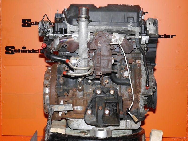 Motor (Diesel) G9U 630 / 153000kmRENAULT TRAFIC II KASTEN (FL) 2.5 DCI 145