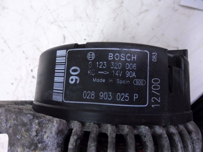 Lichtmaschine 90AVW GOLF III VARIANT (1H5) 1,8