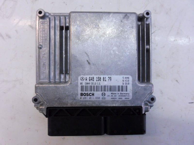 Steuergerät Motor MERCEDES-BENZ E-KLASSE (W211) E 320 CDI