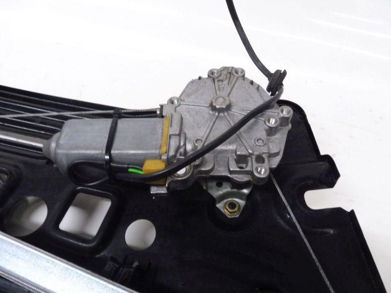 Seitenscheibe links hinten Komplett mit Seil und MotorAUDI CABRIOLET (8G7, B4) 2.0 E