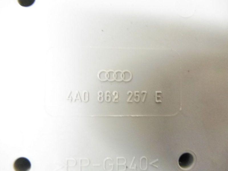 Zentralverriegelungspumpe AUDI CABRIOLET (8G7, B4) 2.0 E