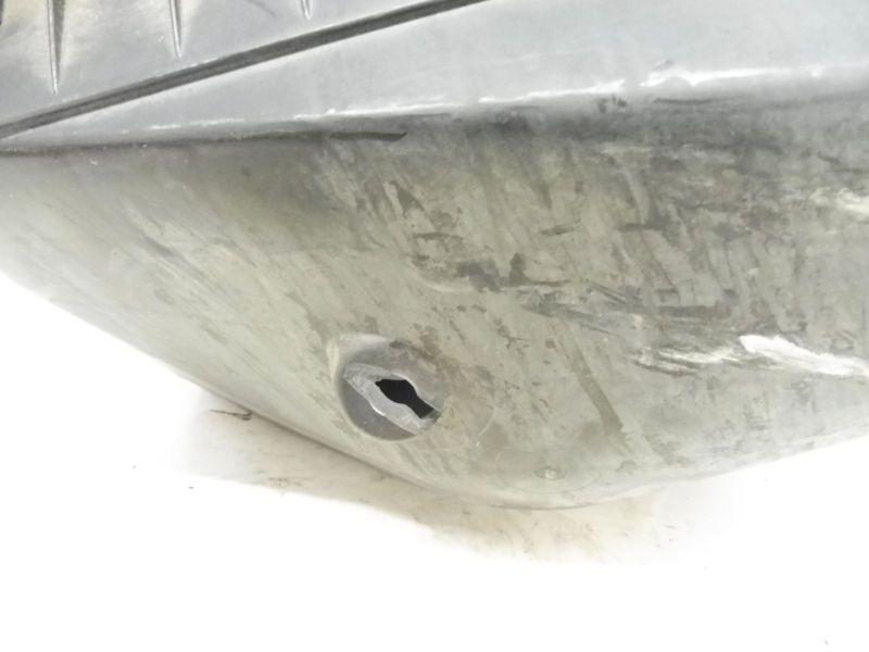 Luftmassenmesser mit Luftfilterkasten