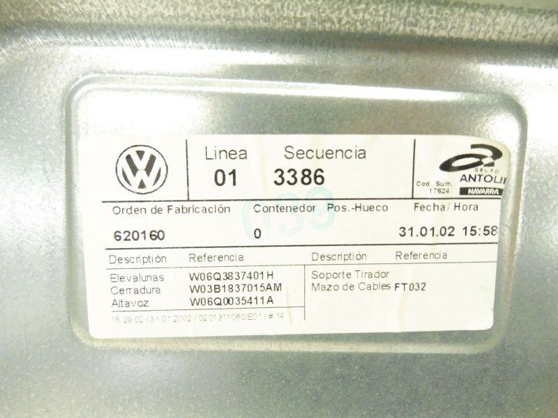 Fensterheber links VW POLO (9N_) 1.2 12V