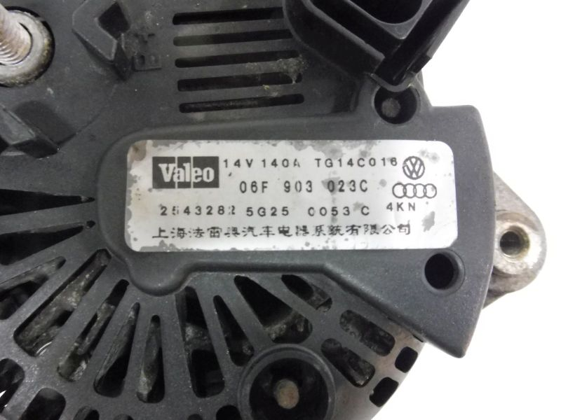 Lichtmaschine VW GOLF IV (1J1) 1,6