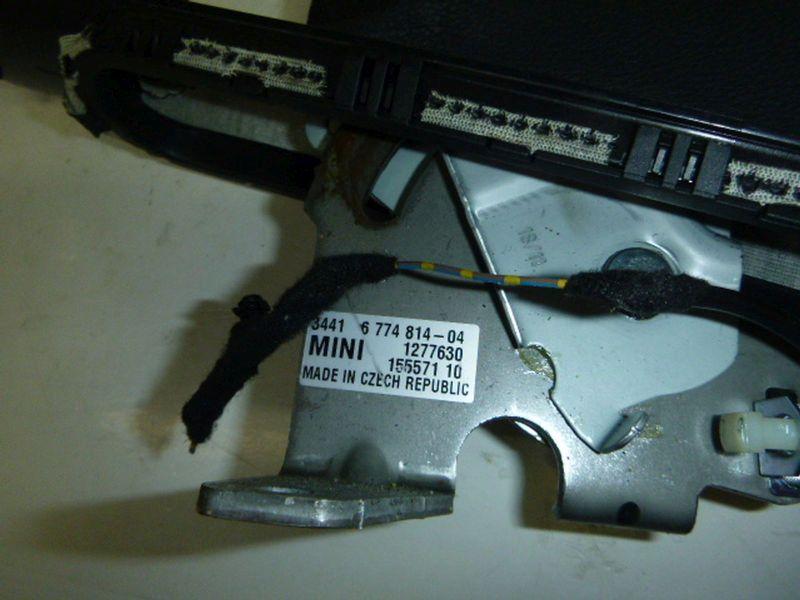 Handbremshebel MANSCHETTEMINI MINI (R50, R53) COOPER SD