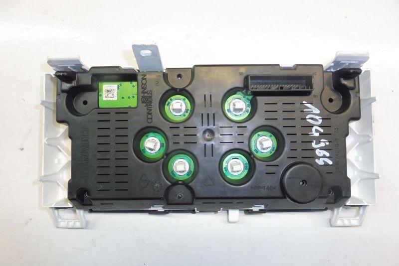 Tachometer RENAULT MODUS