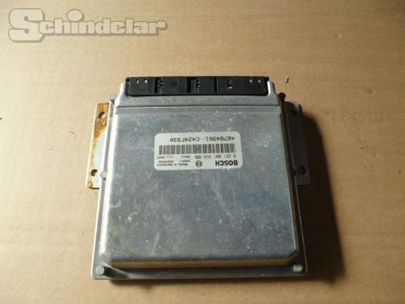 Motorsteuergerät ALFA ROMEO 145 (930) 1.9 JTD