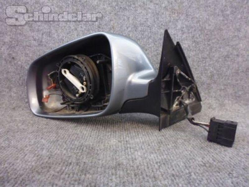 Außenspiegel links dunkelgrau met. - Kombi / LimousineAUDI A4 (8D2, B5) 1.6