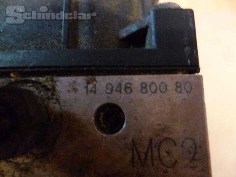 Bremsaggregat ABS CITROEN C8 (EA_, EB_) 2.0