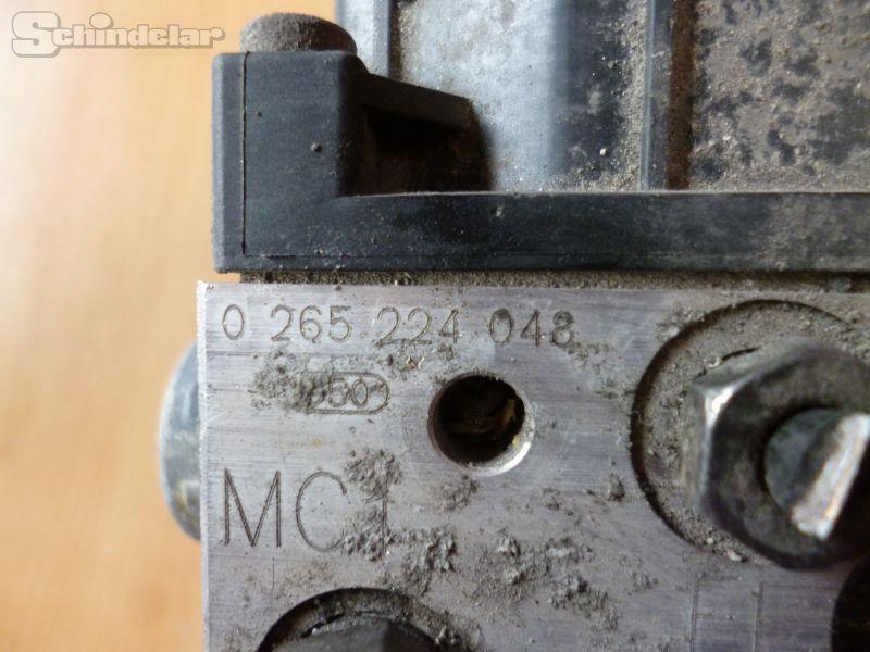 Bremsaggregat ABS FIAT STILO (192) 1.2 16V