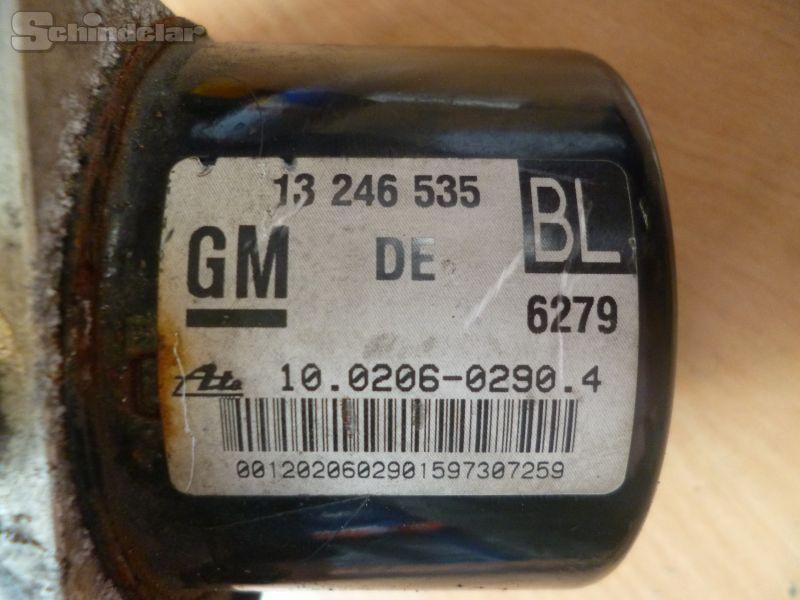 Bremsaggregat ABS OPEL ASTRA H 1.6