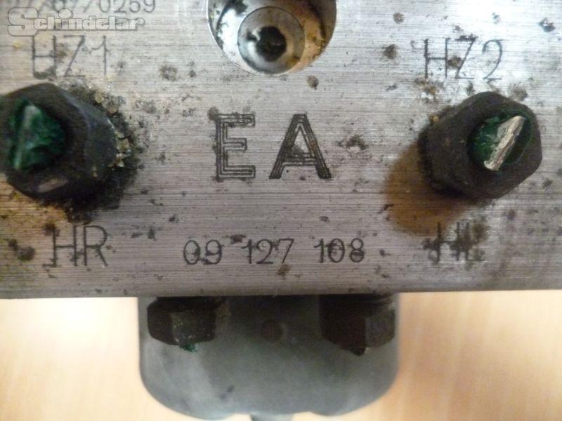 Bremsaggregat ABS OPEL CORSA C (F08, F68) 1.0