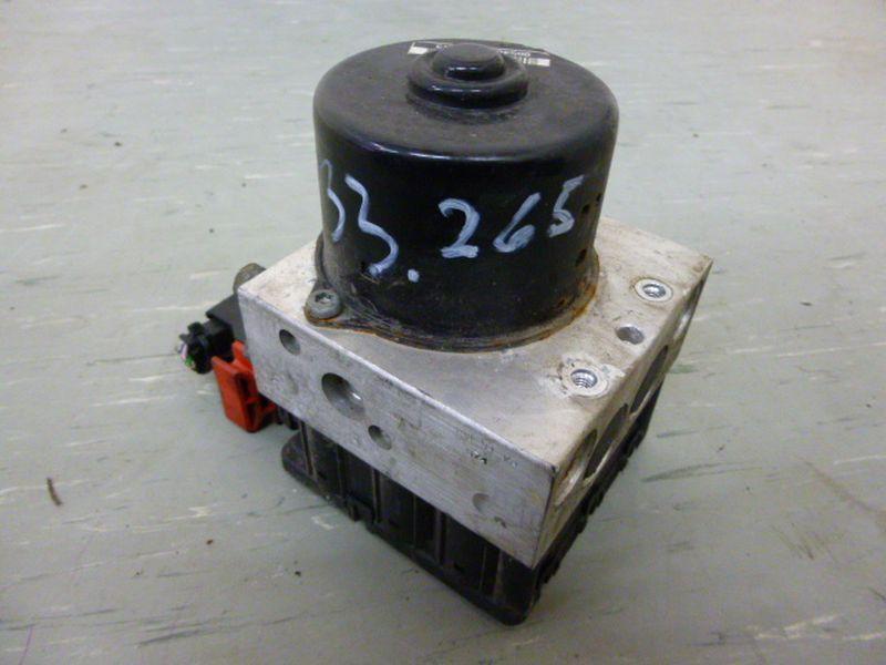 Bremsaggregat ABS PEUGEOT 206 SCHRÄGHECK (2A/C) 1.4I