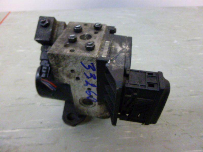 Bremsaggregat ABS MERCEDES-BENZ E-KLASSE (W210) E 200