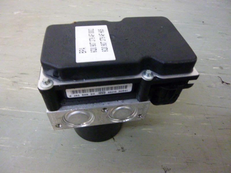 Bremsaggregat ABS VW POLO (9N_) 1.2 12V