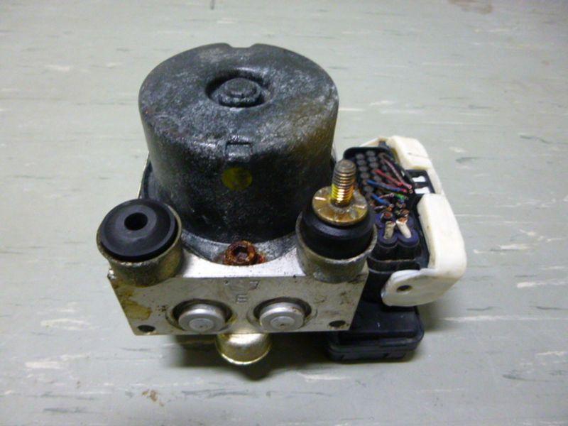 Bremsaggregat ABS DAIHATSU CHARADE (L2_) 1.0