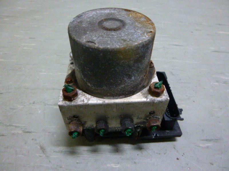 Bremsaggregat ABS OPEL CORSA C (F08, F68) 1.2 TWINPORT