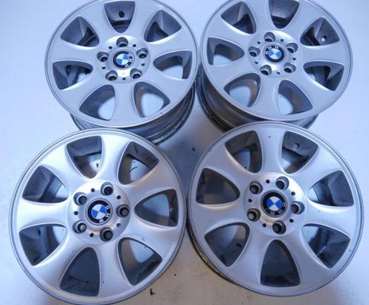 Aluminiumfelge 7JX16 H2 ET44 LK5X120X72,61Satz(je4Stück)