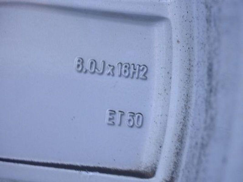 Aluminiumfelge 6JX16 H2 ET50 LK5X112X57,11Satz(je4Stück)