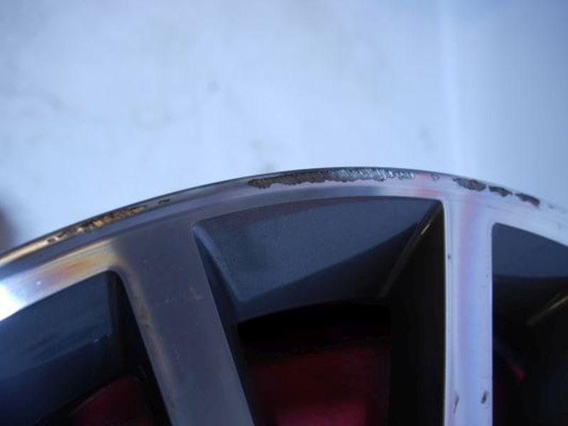 Aluminiumfelge 7.5JX17 H2 ET56 LK5X112X57,1