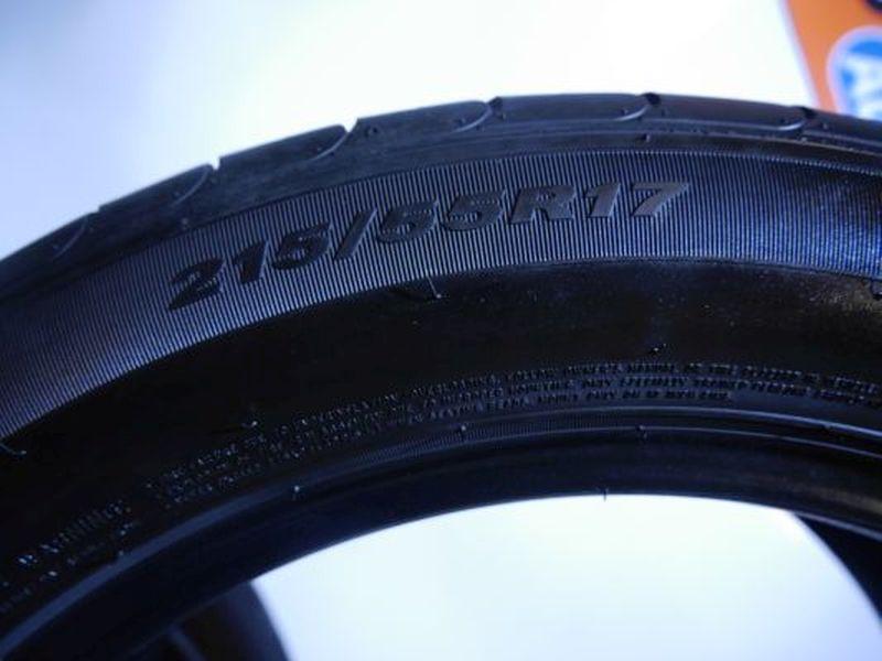 Sommerreifen215/55 R17 94V1Satz(je4Stück)