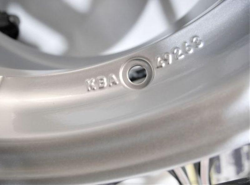Aluminiumfelge 8JX17 H2 ET30 LK5X120X72,61Satz(je4Stück)