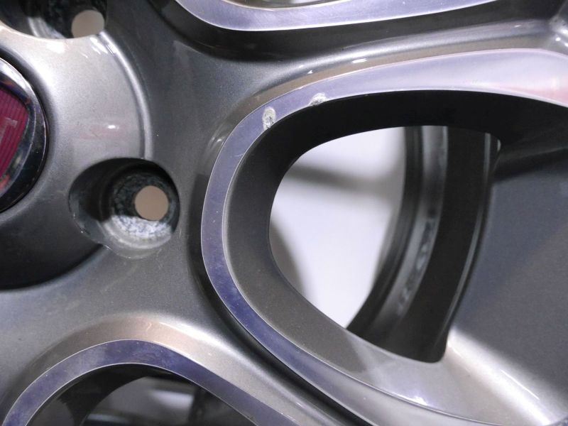 Aluminiumfelge 6JX16 H2 ET45 LK4X100