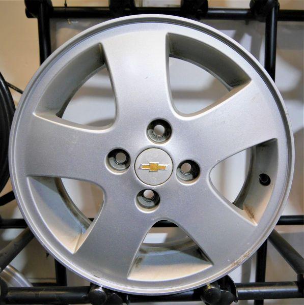 Aluminiumfelge 5JX15 CH ET45 LK4X100X56,51Satz(je4Stück)