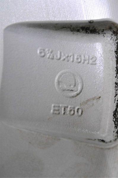 Komplettrad:205/55 R16 94W Auf Aluminiumfelge 6.5JX16 H2 ET50 LK5X112X57,11Satz(je4Stück)