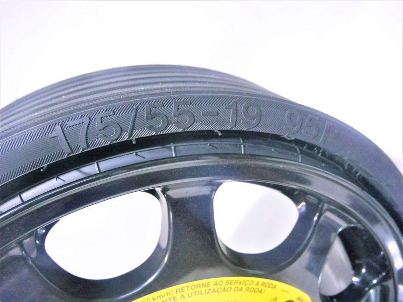 Komplettrad:175/55 R19 95P Auf Aluminiumfelge 6JX19 H2 ET26 LK5X112X66,6