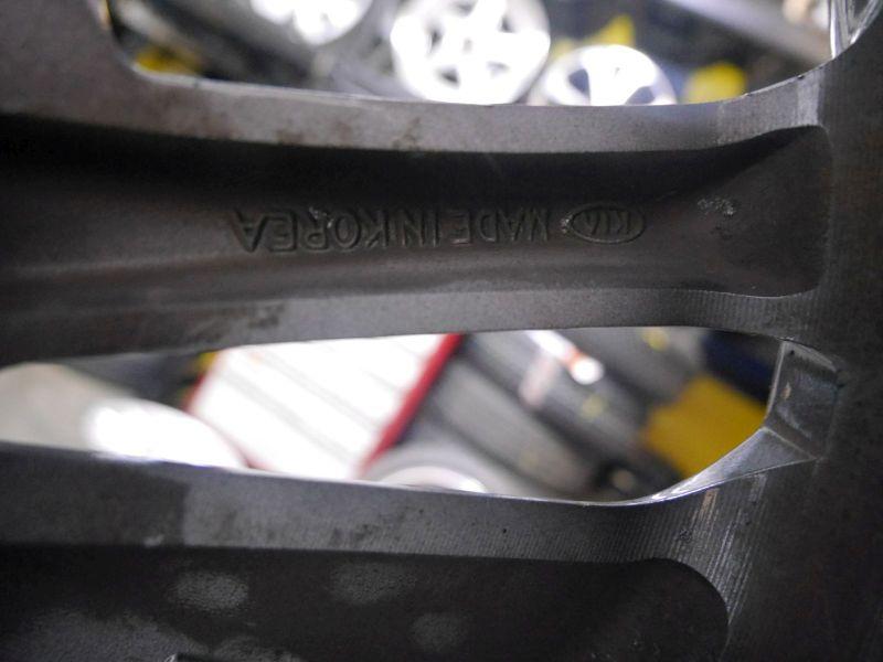 Aluminiumfelge 7.5JX18 ET50 LK5X114,5X67,11Satz(je4Stück)