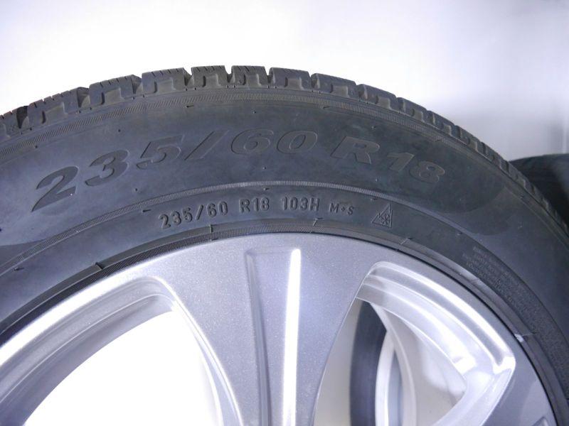Komplettrad:225/60 R18 103H Auf Aluminiumfelge 8JX18 H2 ET38 LK5X112X66,61Satz(je4Stück)