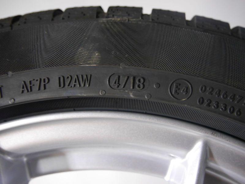 Komplettrad:205/50 R17 93H Auf Aluminiumfelge 6.5JX17 H2 ET49 LK5X112X66,61Satz(je4Stück)
