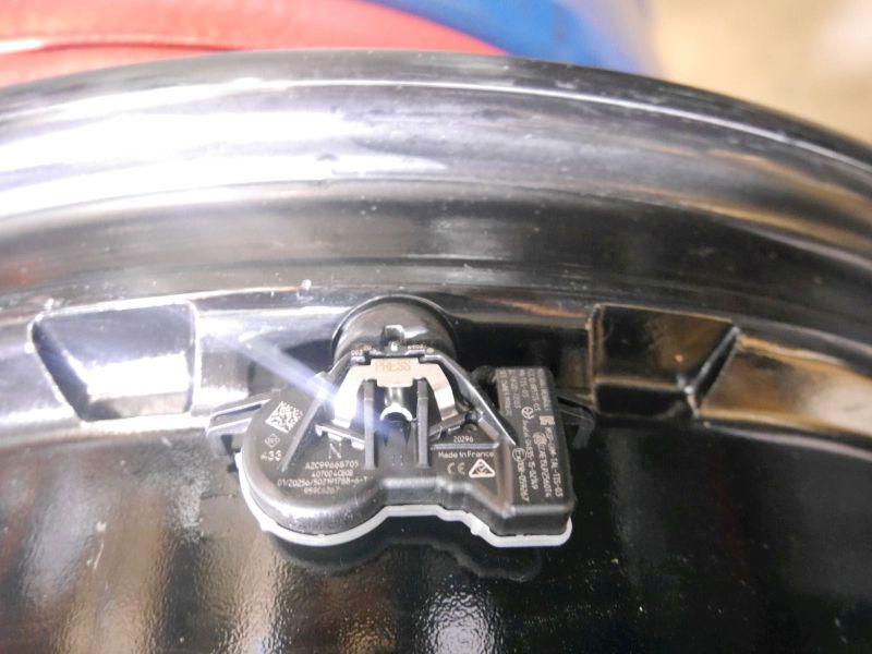 Aluminiumfelge 7.5JX19 ET35 LK5X114,3