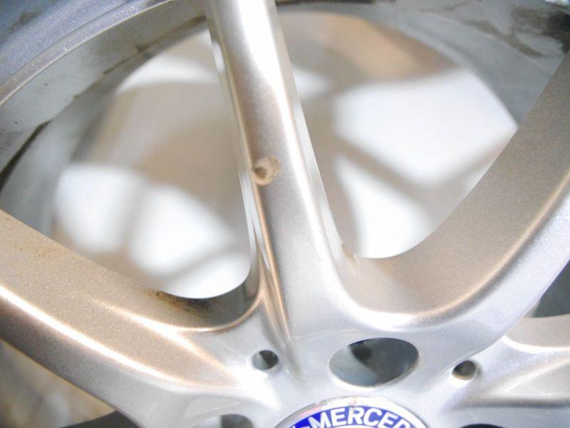 Aluminiumfelge 7JX16 H2 ET43 LK5X112X66,61Satz(je4Stück)