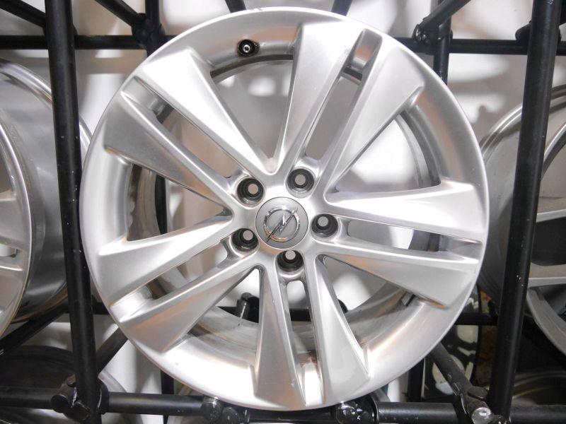 Aluminiumfelge 7.5JX18 ET37 LK5X110X65,11Satz(je4Stück)