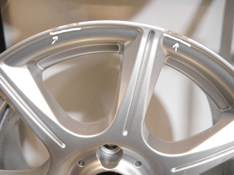 Aluminiumfelge 6.5JX15 H2 ET38 LK4X100X60,11Satz(je4Stück)