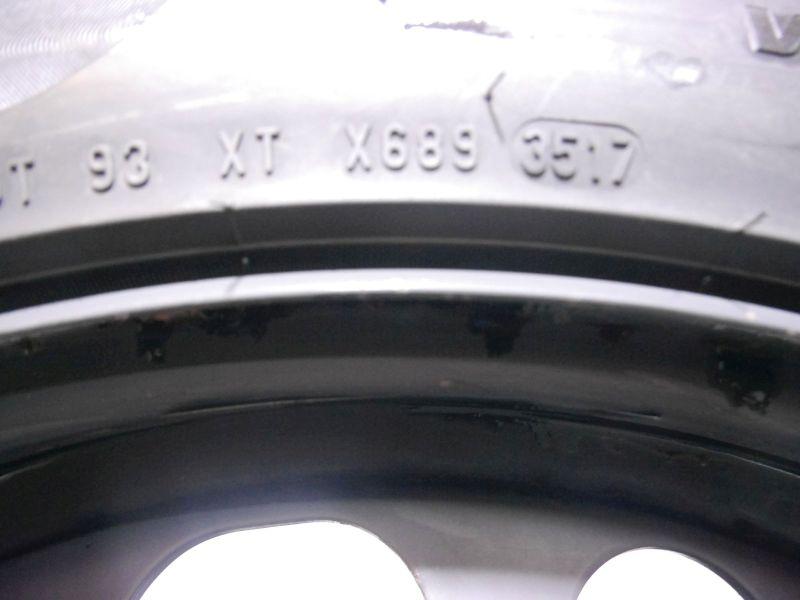 Komplettrad:195/55 R20 95H Auf Stahlfelge 6.5JX20 H2 ET33 LK5X114,3